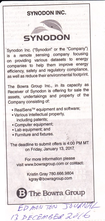 legal-notice-synodon-inc-sunmission-of-offers-in-edmonton-journal-13-12-16